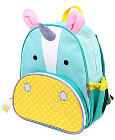 Skip Hop Unicorn Backpack, Little Boys & Girls