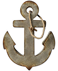 Metal Anchor with Rope Hanger