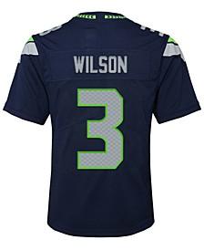 Russell Wilson Seattle Seahawks Limited Team Jersey, Big Boys (8-20)