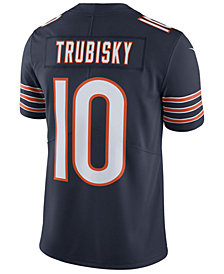 Nike Men's Mitchell Trubisky Chicago Bears Vapor Untouchable Limited Jersey