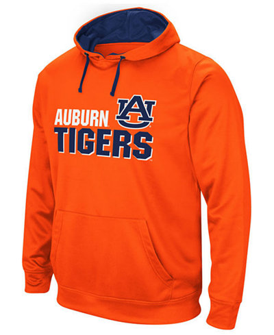 Colosseum Men's Auburn Tigers Stack Performance Hoodie