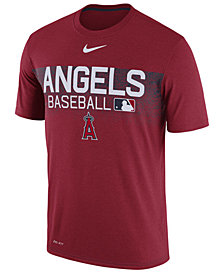 Nike Men's Los Angeles Angels Authentic Legend Team Issue T-Shirt