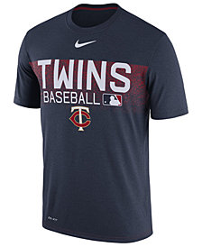Nike Men's Minnesota Twins Authentic Legend Team Issue T-Shirt
