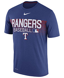 Nike Men's Texas Rangers Authentic Legend Team Issue T-Shirt