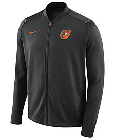 Nike Men's Baltimore Orioles Dry Knit Track Jacket