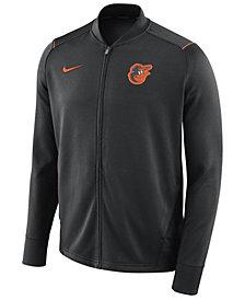 Nike Men's Baltimore Orioles Dry Knit Track Jacket