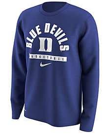 Nike Men's Duke Blue Devils Basketball Legend Long Sleeve T-Shirt