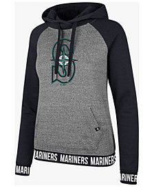 '47 Brand Women's Seattle Mariners Encore Revolve Hoodie