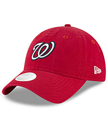 New Era Women's Washington Nationals Team Glisten 9TWENTY Cap