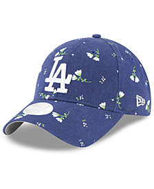 New Era Women's Los Angeles Dodgers Blossom 9TWENTY Cap