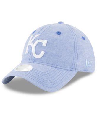 362191416c1 New Era Kansas City Royals Team Linen 9TWENTY Strapback Cap - Sports Fan  Shop By Lids - Men - Macy s