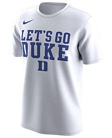 Nike Men's Duke Blue Devils Legend Bench T-Shirt