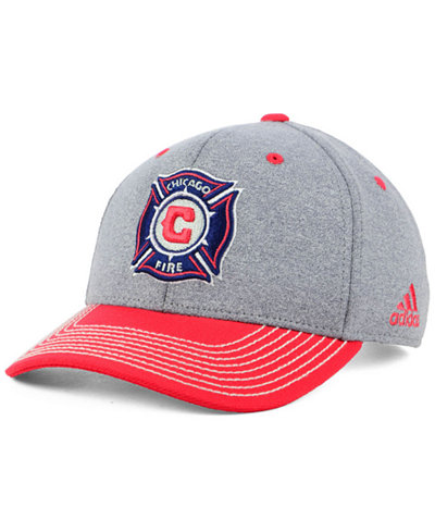 adidas Chicago Fire Structure Adjustable Cap
