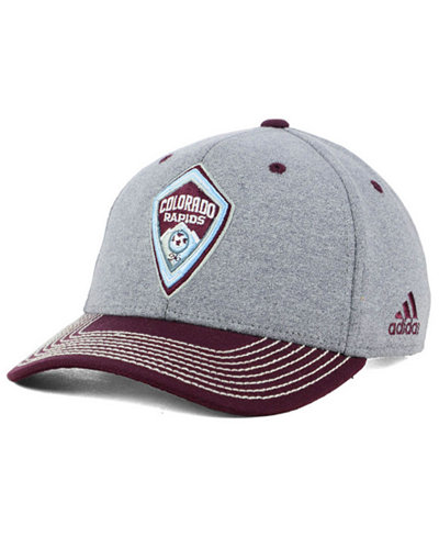 adidas Colorado Rapids Structure Adjustable Cap