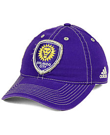 adidas Orlando City SC Sand Blast Adjustable Cap