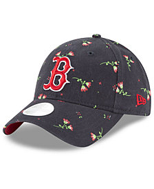 New Era Boston Red Sox Blossom 9TWENTY Strapback Cap