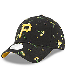 New Era Pittsburgh Pirates Blossom 9TWENTY Strapback Cap