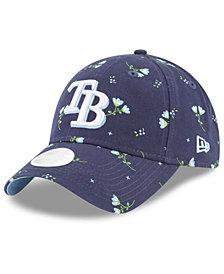 New Era Tampa Bay Rays Blossom 9TWENTY Strapback Cap