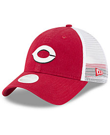 New Era Cincinnati Reds Trucker Shine 9TWENTY Cap