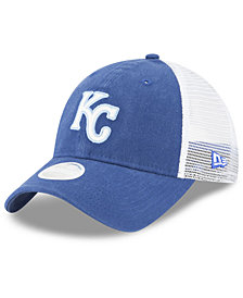 New Era Kansas City Royals Trucker Shine 9TWENTY Cap