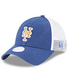 New Era New York Mets Trucker Shine 9TWENTY Cap