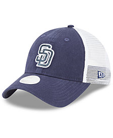 New Era San Diego Padres Trucker Shine 9TWENTY Cap