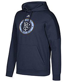 adidas Men's New York City FC Preferred Patch Hoodie