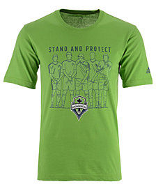 adidas Men's Seattle Sounders FC The Wall T-Shirt