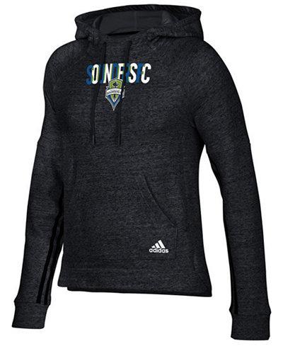 adidas Women's Seattle Sounders FC Inner Drop Hoodie
