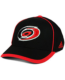 adidas Carolina Hurricanes Clipper Adjustable Cap