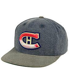 CCM Montreal Canadiens 2Tone Snapback Cap