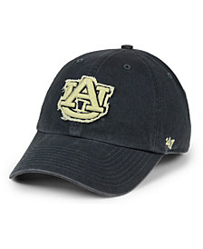 '47 Brand Auburn Tigers Double Out CLEAN UP Cap