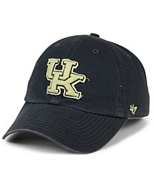 '47 Brand Kentucky Wildcats Double Out CLEAN UP Cap