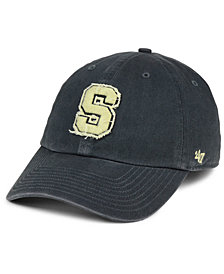 '47 Brand Syracuse Orange Double Out CLEAN UP Cap