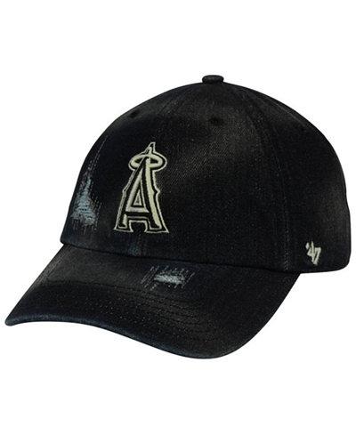 '47 Brand Los Angeles Angels Dark Horse CLEAN UP Cap