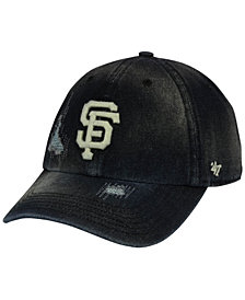 '47 Brand San Francisco Giants Dark Horse CLEAN UP Cap