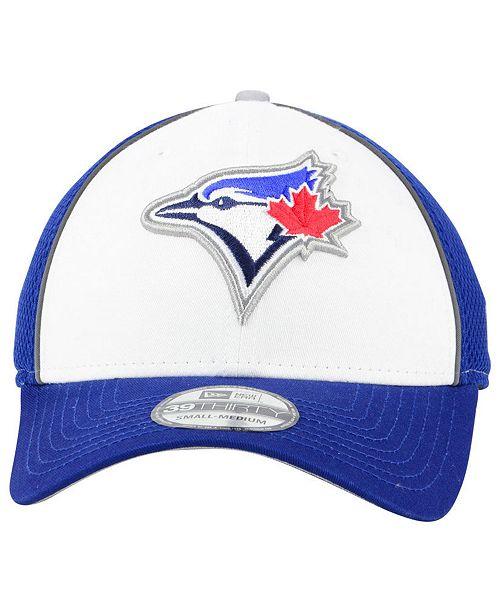 save off 5c3e8 f68d2 ... New Era Toronto Blue Jays Pop Reflective 39THIRTY Cap ...