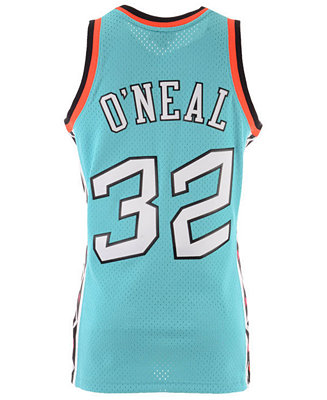 Mitchell & Ness Men's Shaquille O'Neal NBA All Star 1996 Swingman ...