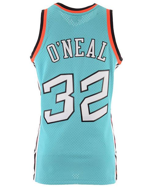 fae626bda2bd ... Mitchell   Ness Men s Shaquille O Neal NBA All Star 1996 Swingman Jersey  ...
