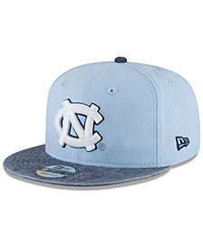 New Era North Carolina Tar Heels Rugged Canvas Snapback Cap