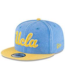 New Era UCLA Bruins Rugged Canvas Snapback Cap