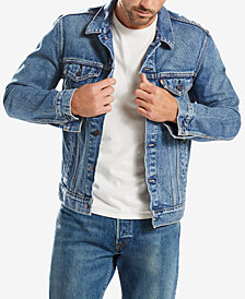 Levi's Men's Denim PRIDE Trucker Jacket
