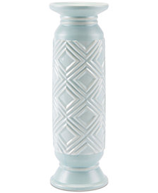 Zuo Herringbone Candle Holder, Medium