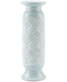 Zuo Herringbone Candle Holder, Medium