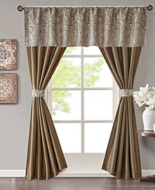 Madison Park Aubrey Window Treatment Collection