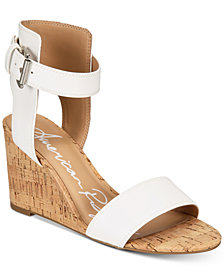American Rag Aislinn Wedge Sandals, Created for Macy's