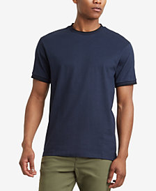 Kenneth Cole Men's Tipped T-Shirt