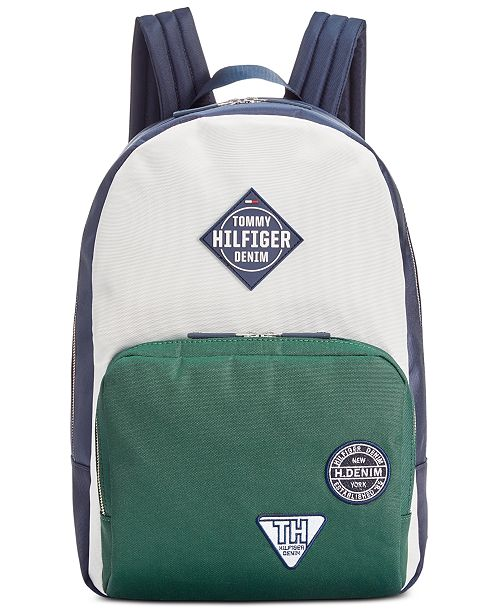 tommy hilfiger the patch backpack created for macy s bags
