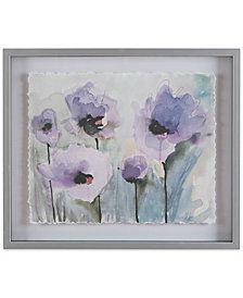Madison Park Lilac Blooming Spring Framed Graphic Print