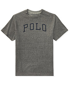 Polo Ralph Lauren Graphic T-Shirt, Big Boys